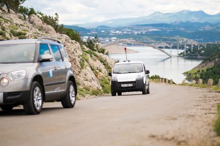 4D-monitoring vozila