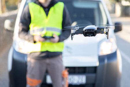 Terensko snimanje dronom